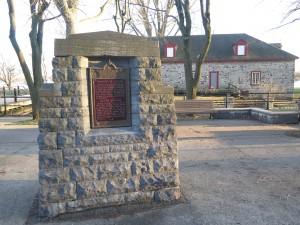 Lachine Massacre monument